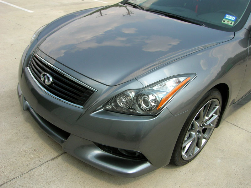 modern armor 2011 infiniti g37 coupe clear bra. Black Bedroom Furniture Sets. Home Design Ideas